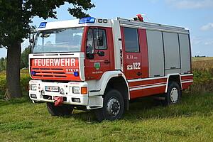 Rüstlöschfahrzeug 2000