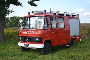 Löschfahrzeug